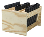 DR11 Mortar Racks with 12 inch tubes