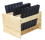 DR11 Mortar Racks with 15 inch tubes