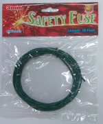 Safety Fuse 10 Feet
