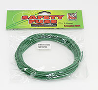 3mm Safety Fuse, 20 Feet, 27 Sec/Foot
