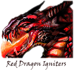 Red Dragon Fireworks Igniters
